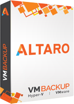 Altaro VM Backup f. Mixed Environments * Unlimited Plus Edition